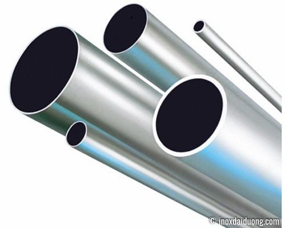 Stainless steel 201/304/400 round pipes