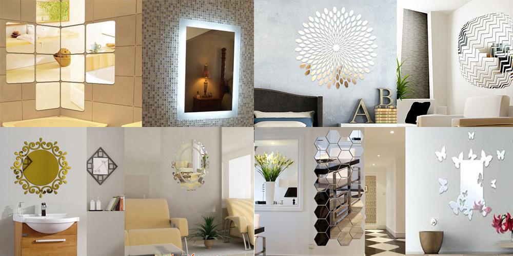 Ứng dụng inox gương trong trang trí nội thất