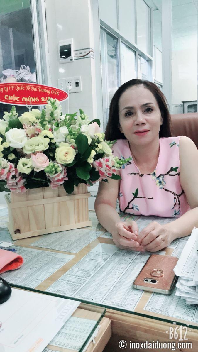 Khách hàng Inox Ninh Thuận