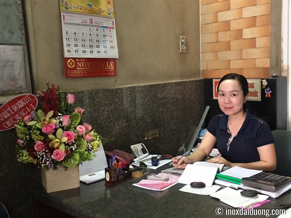 Khách hàng Inox ở Đồng Nai
