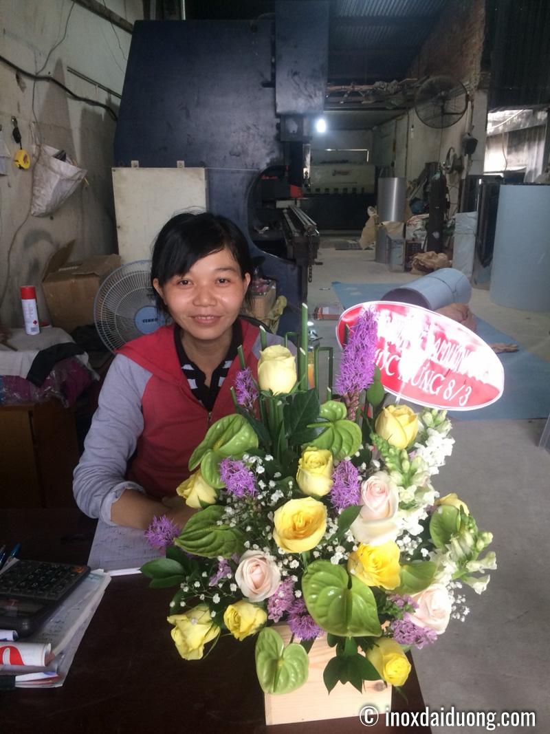 Khách hàng Inox Đại Dương - Hiền Phong