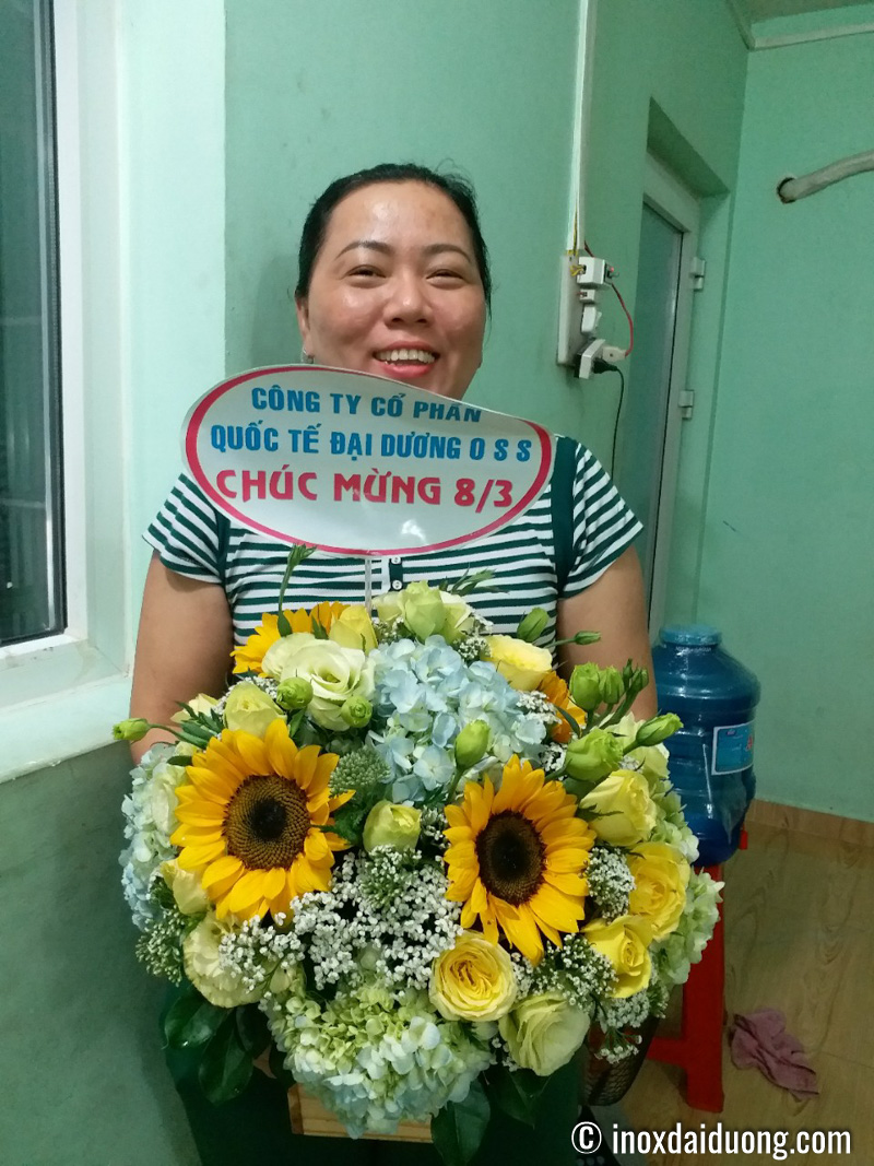 Khách hàng Inox Đại Dương ở Hồ Chí Minh