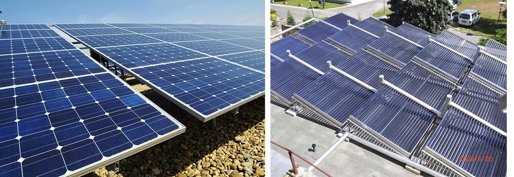 Tấm panel năng lượng mặt trời