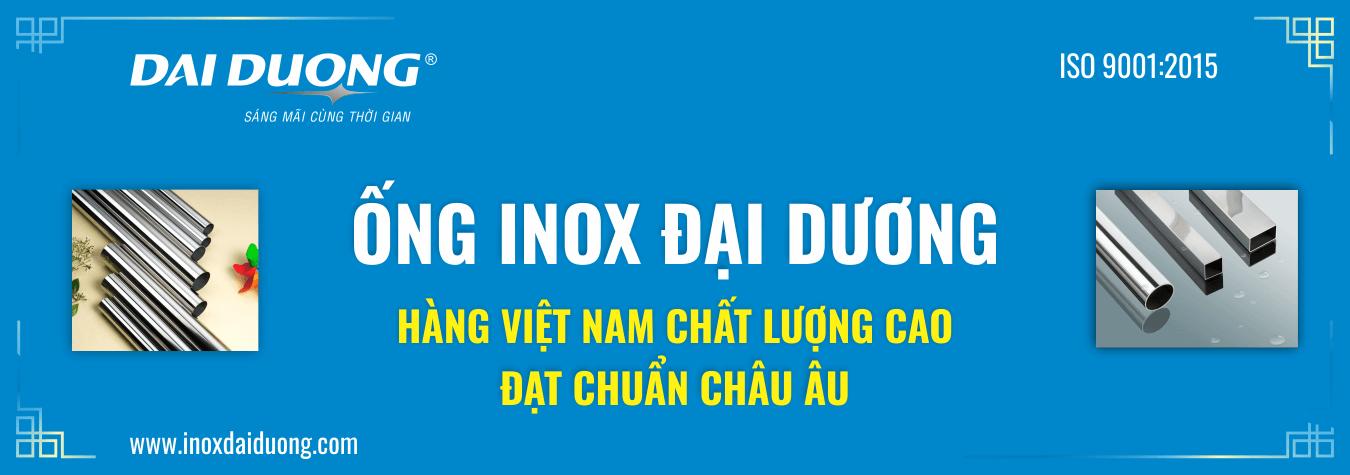 ỐNG INOX ĐẠI DƯƠNG