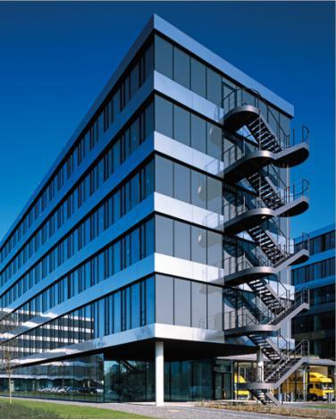 Ứng dụng của inox trong công trình kiến trúc