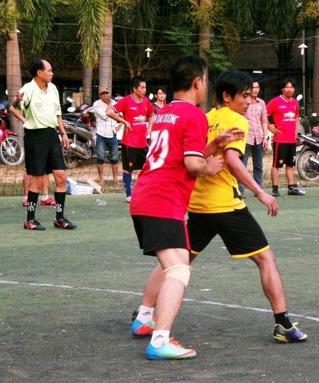 2 Đội luôn dè chừng tiền đạo của đối phương