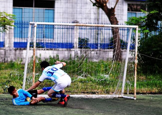 Kho Tân Tạo quyết tâm giành điểm trong trận cuối cùng vòng bảng
