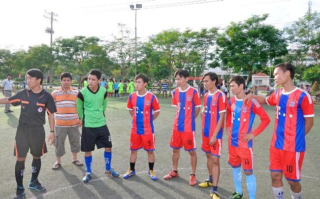 Vòng 3 giải Bóng đá truyền thống Inox Đại Dương