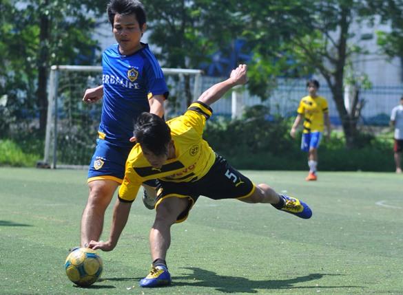 bong da dai duong 2015 tm dai duong vs nha may san xuat 1