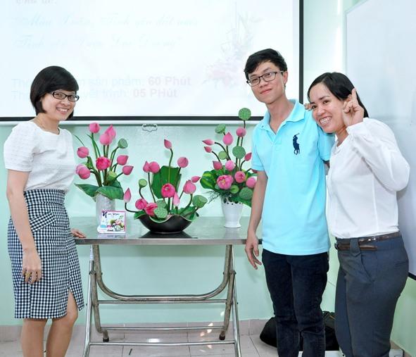 Tác Phẩm Nét Việt của Đội KHTH - Ngân Quỹ