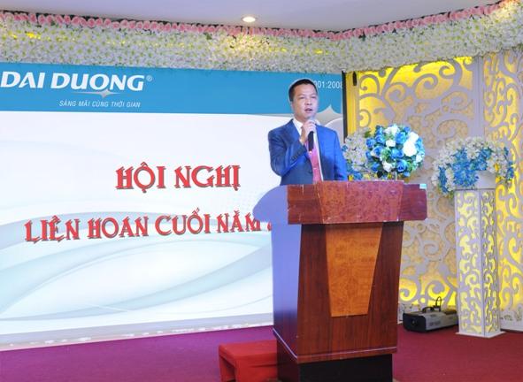 Bài phát biểu khai mạc của CTHĐQT Kiêm TGĐ Ông Phạm Quang Minh