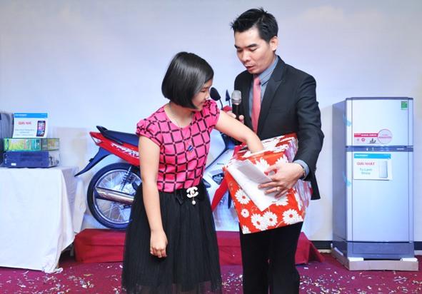 Một bé gái đã đem lại may mắn cho Anh Thanh Phong (Công nhân) – Giải nhì – Lumia 630