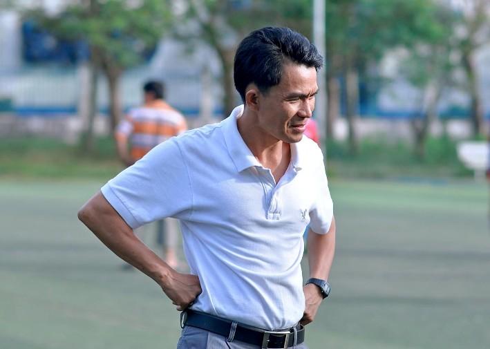 HLV: Phan Huy thất vọng vì NMSX 3 trắng tay sau 2 lượt đấu