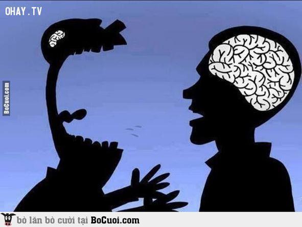 """5. """"Cái tôi và sự hiểu biết tỷ lệ nghịch với nhau. Hiểu biết càng nhiều, cái tôi càng bé. Hiểu biết càng ít, cái tôi càng to."""" - Albert Einstein."""