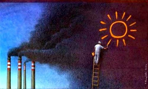 Đến một ngày, con người sẽ chỉ còn sống với những thứ tự mình tạo ra.