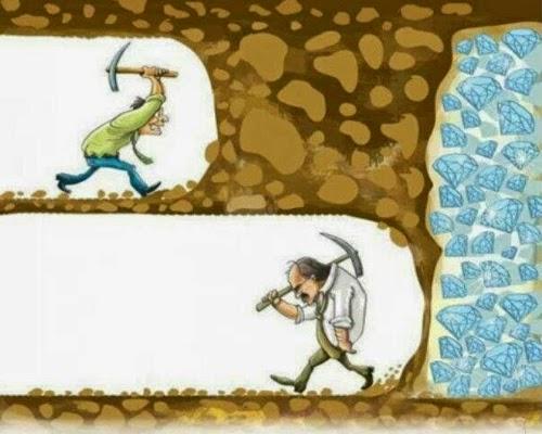 Thành công đôi khi bị đánh đổi bởi phút chốc chán nản.