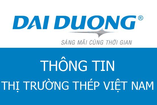 Thông tin thị trường thép Việt Nam