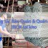 Công tác bảo quản Inox và Quản chế tại Kho