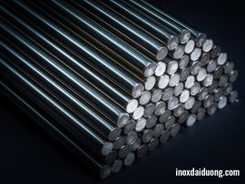 Stainless Steel Round Bar - Dai Duong