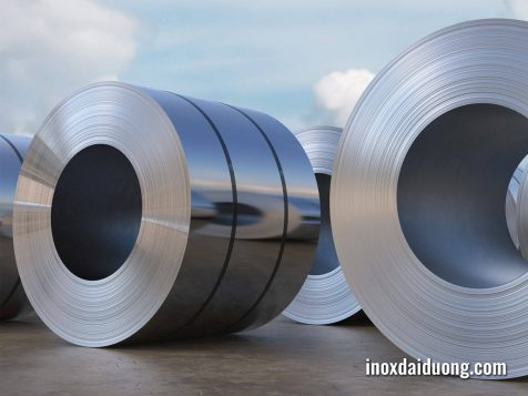 Stainless steel strip / coils