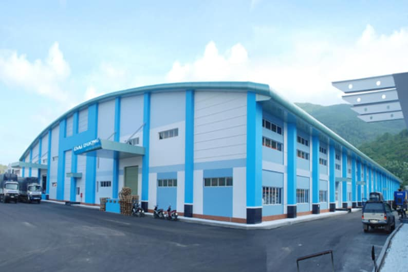 Nhà máy sản xuất ống Inox Đại Dương