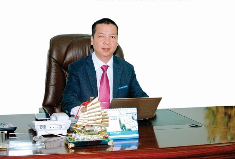 Ông Phạm Quang Minh Tổng Giám Đốc kiêm Chủ Tịch Hội Đồng Quản Trị Inox Đại Dương