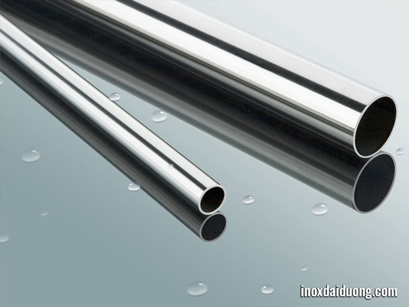 Stainless steel tube in grade 201