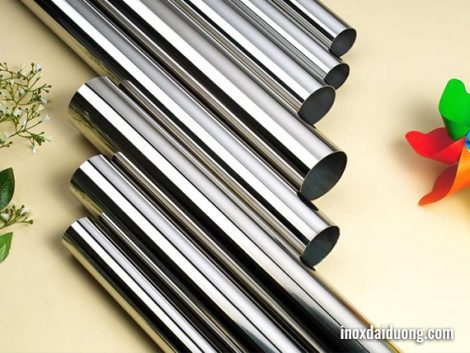 Stainless steel round pipes sus304 sus201 sus430
