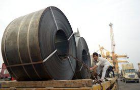 Bảo vệ thép bằng thuế chống bán phá giá