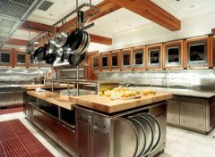 Lợi ích sử dụng Bếp ăn công nghiệp Inox
