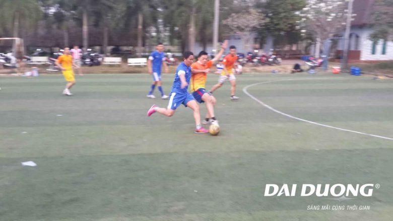 Chùm ảnh: Chung kết Giải bóng đá truyền thống Inox Đại Dương 2013