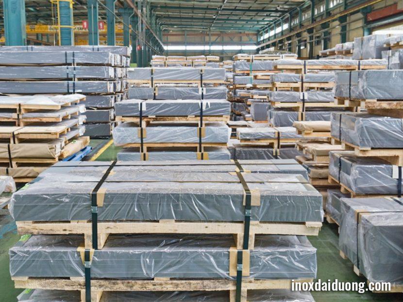 Nhà máy Inox áp dụng và triển khai 5S