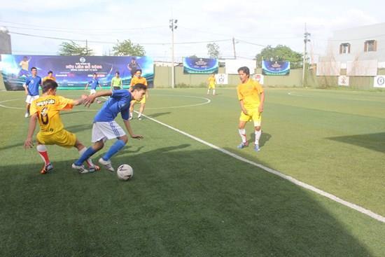 Giải bóng đá Hữu Liên mở rộng 2012: Inox Đại Dương vào bán kết, Hữu Liên Á ...