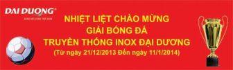 Giải Bóng Đá INOX ĐẠI DƯƠNG 2013