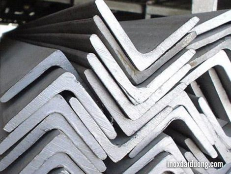 Seamless angle bars sus304