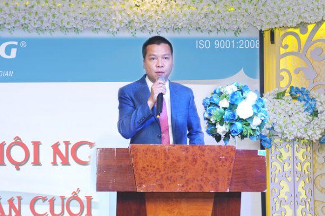 Tổng giám đốc Inox Đại Dương Thông báo hoạt động sản xuất những ngày Tết năm 2015