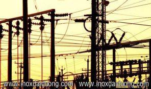 Ứng dụng Inox - Thép không gỉ trong sản xuất năng lượng và điện