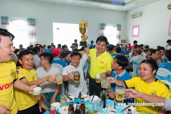 Liên hoan & trao giải Hội thao Inox Đại Dương 2019