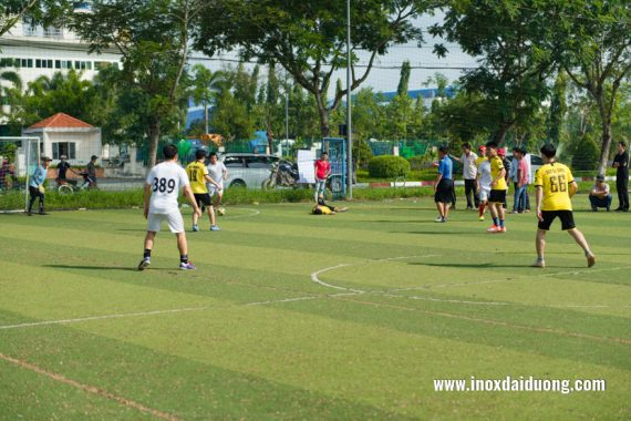 Album chung kết bóng đá nam truyền thống Inox Đại Dương