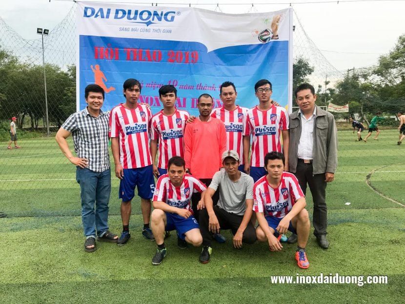Đội hình PHÒNG KHO VẬN 2019