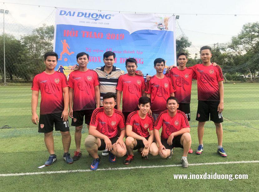 Đội hình VĂN PHÒNG OSS& QC 2019