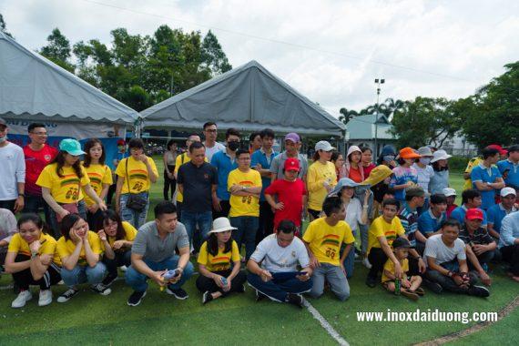 Album thi đấu môn thể thao cổ truyền Kéo co 2019