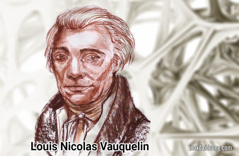 Chân dung Louis Nicolas Vauquelin