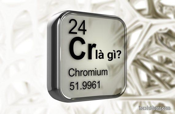 Crom là gì? kim loại cứng nhất thế giới này có gì HOT