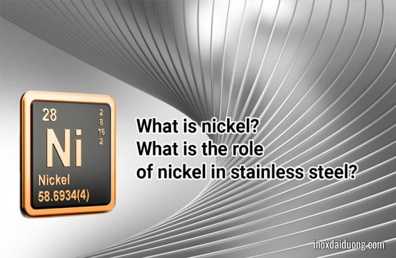 What is nickel