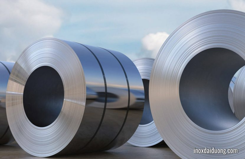 The important role of nickel in stainless steel