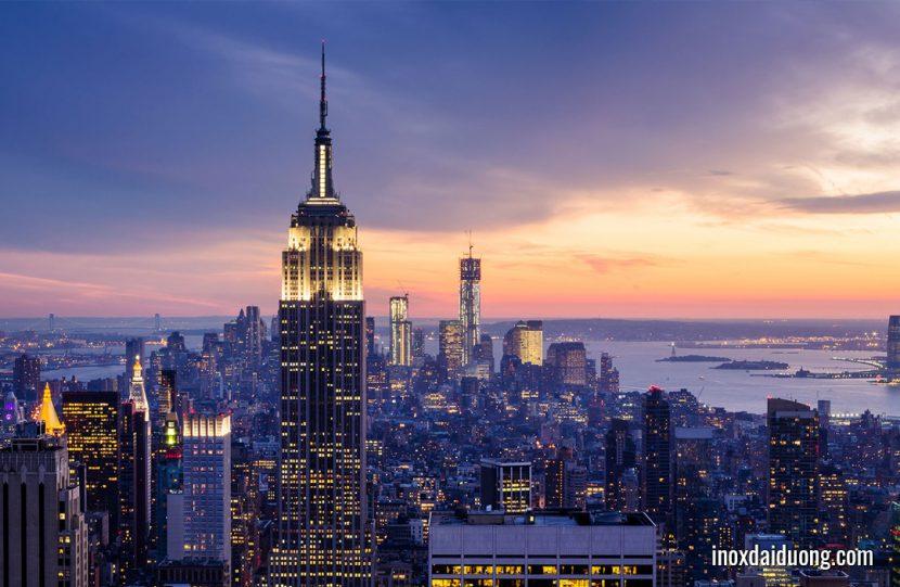 Tòa nhà Empire State – Biểu tượng của thành phố New York