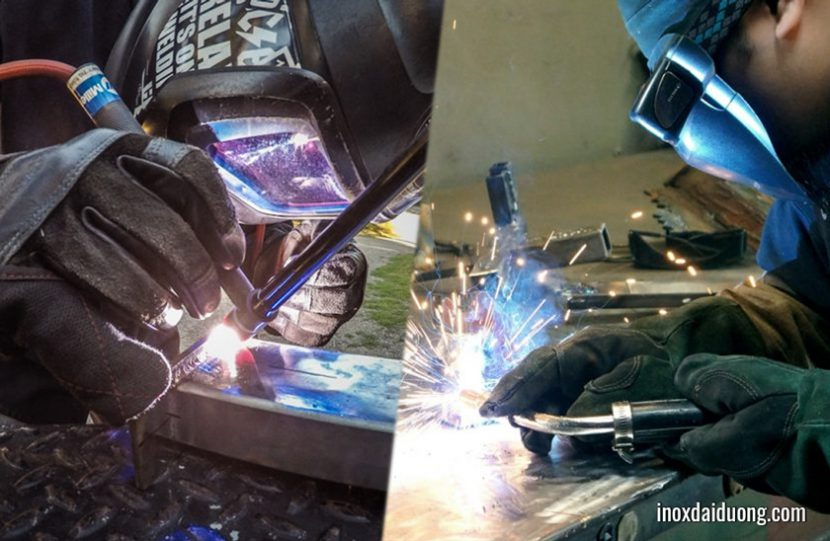 What is MIG / TIG welding? Which is the most reliable stainless steel welding machine?