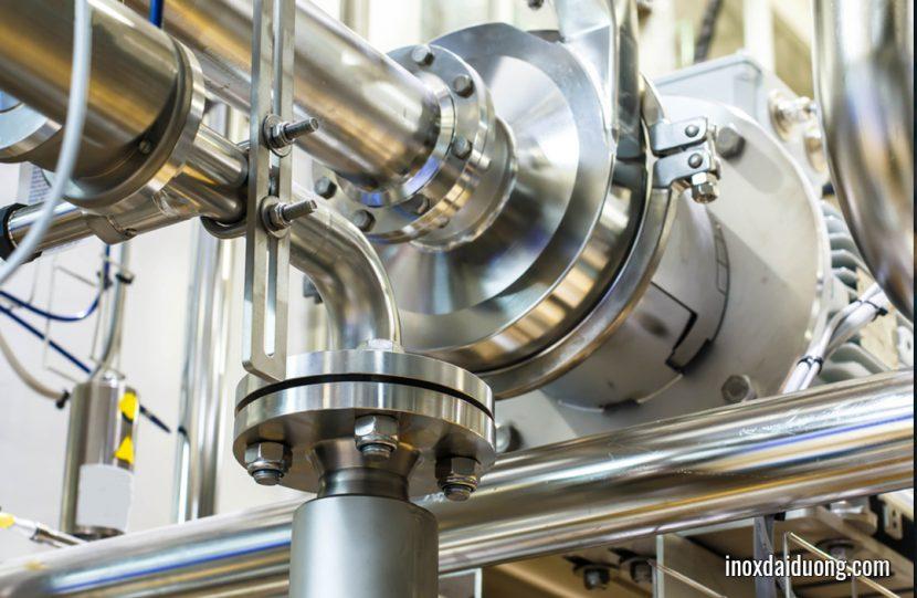 Tính chất cơ – vật lý của inox 310s