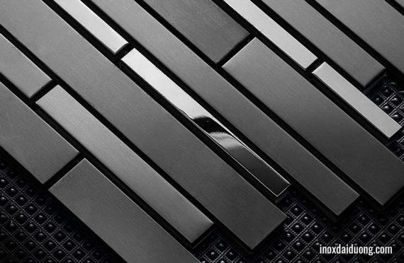 Các loại inox đen phổ biến và ứng dụng